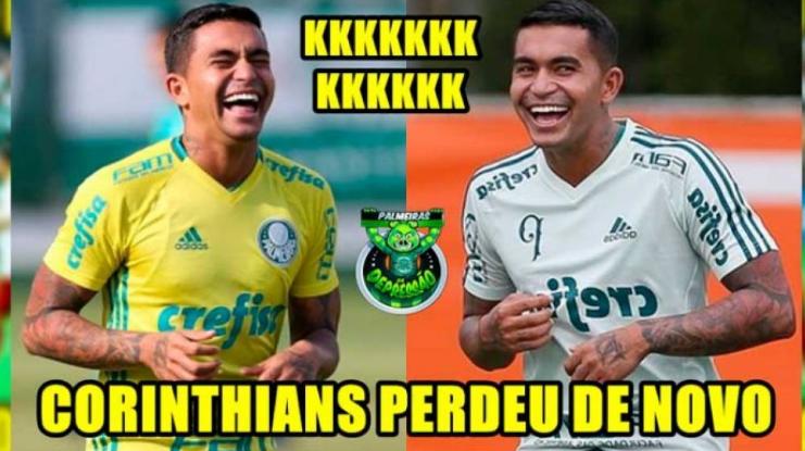 Memes Goleada Flamengo 4 X 1 Corinthians Campeonato