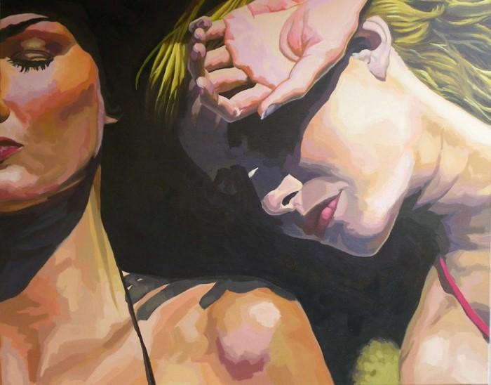 Кубинский художник-реалист. Ruben Anon Castillo