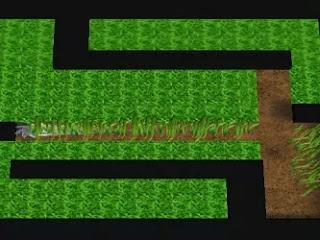 Çimen Kesici - Grass Cutter