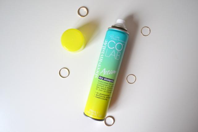CoLab Active Dry Shampoo