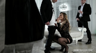DorcelClub Anna Polina Hard DP For The Housewife