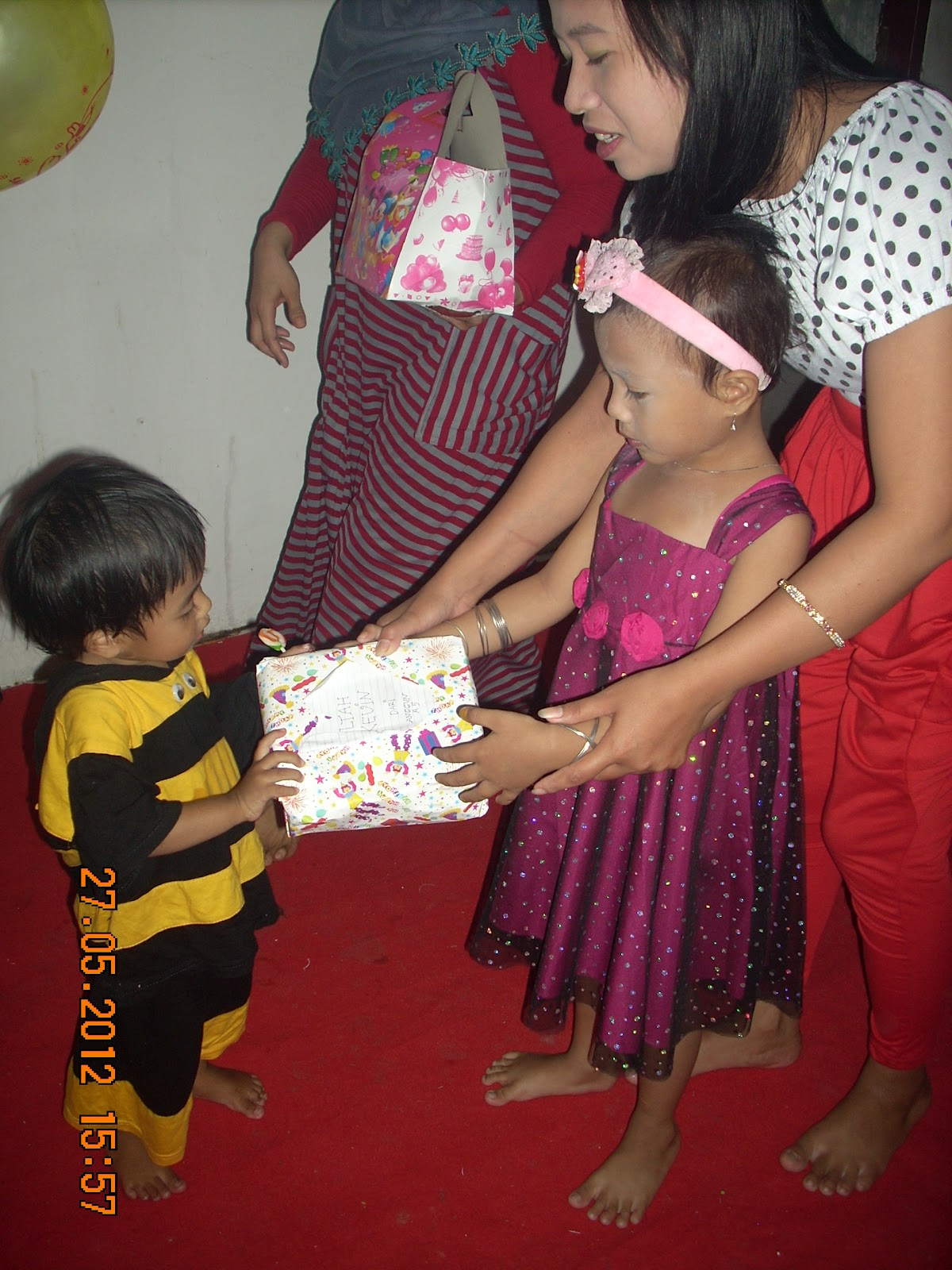 Special Day For Kevin Pranowo Reynaldy D Diary Polos Anak Sekolah