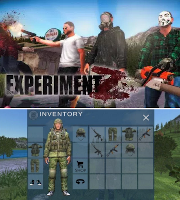 Experiment Z Zombie Survival v3.1 Mod