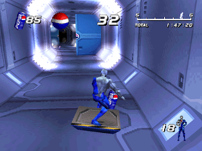Pepsiman PS1 Tanpa Emulator