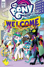 MLP Friendship is Magic #61 Comic Cover A Variant