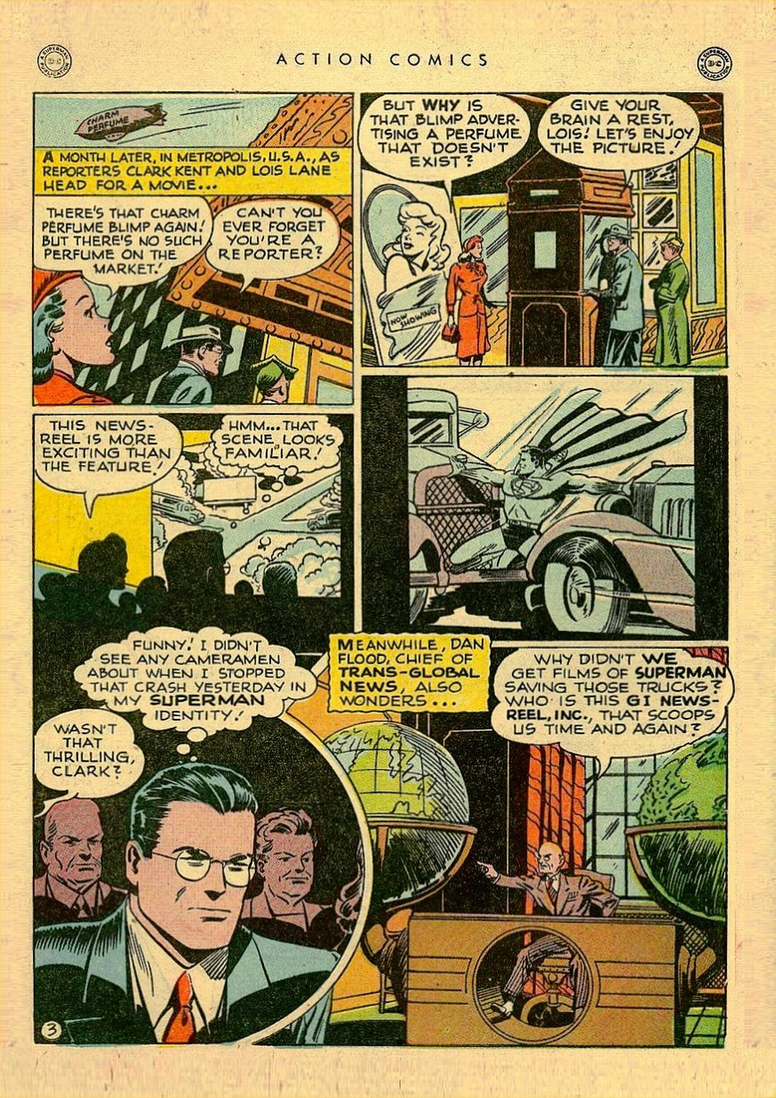 Read online Action Comics (1938) comic -  Issue #111 - 5