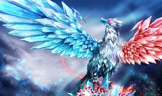 Chinese Team Spirit Anivia Skin