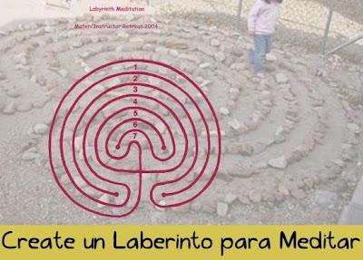 Créate un Laberinto para Meditar