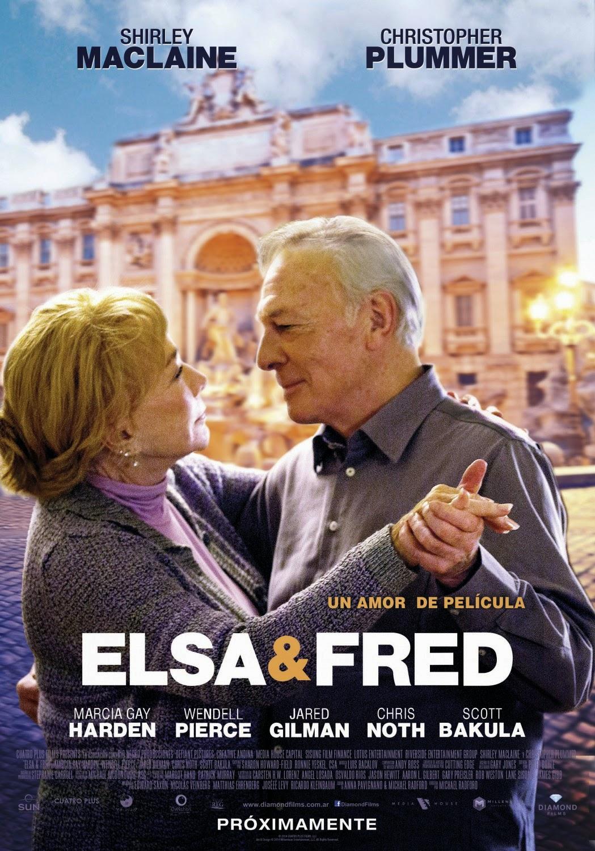 Elsa & Fred (2014) HDRip ταινιες online seires oipeirates greek subs