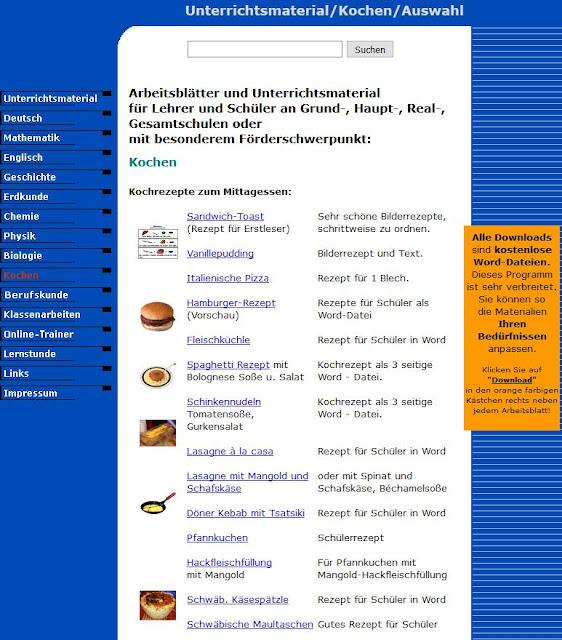 http://www.unterrichtsmaterial-schule.de/unterrichtsmaterialko.shtml