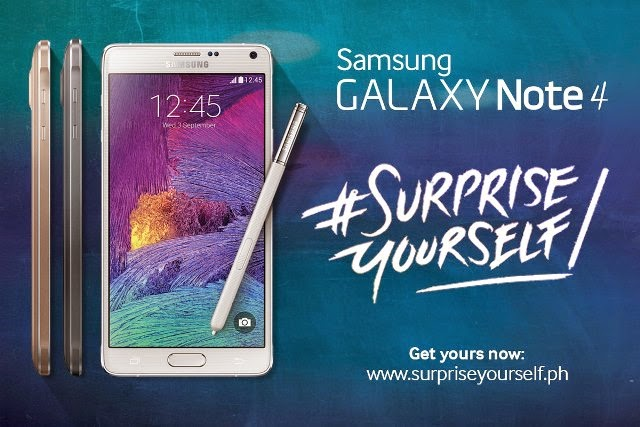 Samsung Galaxy Note 4 Virtual Line promo