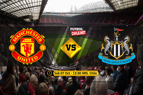 Mira Manchester United vs Newcastle en vivo y online por la Premier League