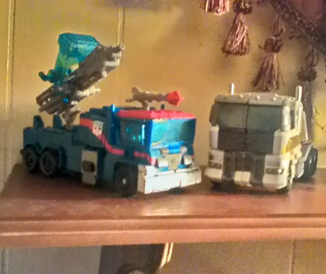 Ultra Magnus, Optimus Prime, Transformers, Trucks, Big Rigs