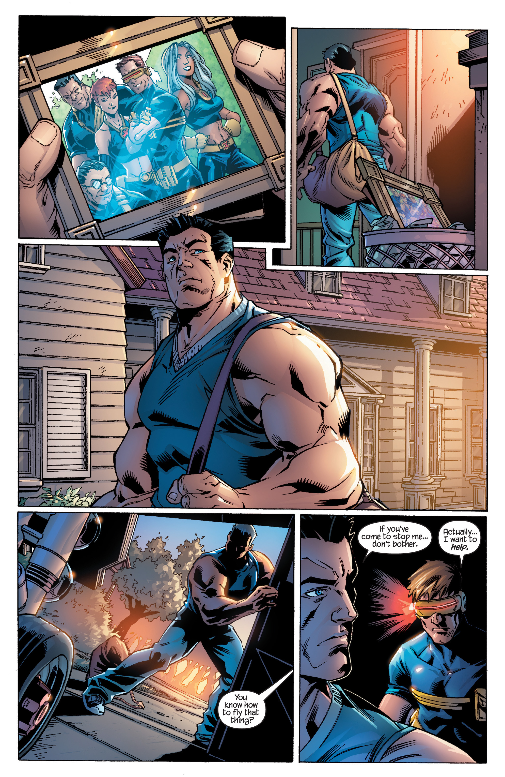 Read online Ultimate X-Men comic -  Issue #94 - 22