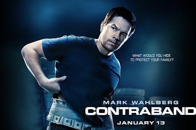 Filmen Contraband med Mark Wahlberg