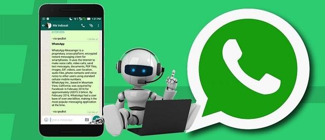 Robot Whatsapp Penghasil Uang Rp 200.000 Perhari