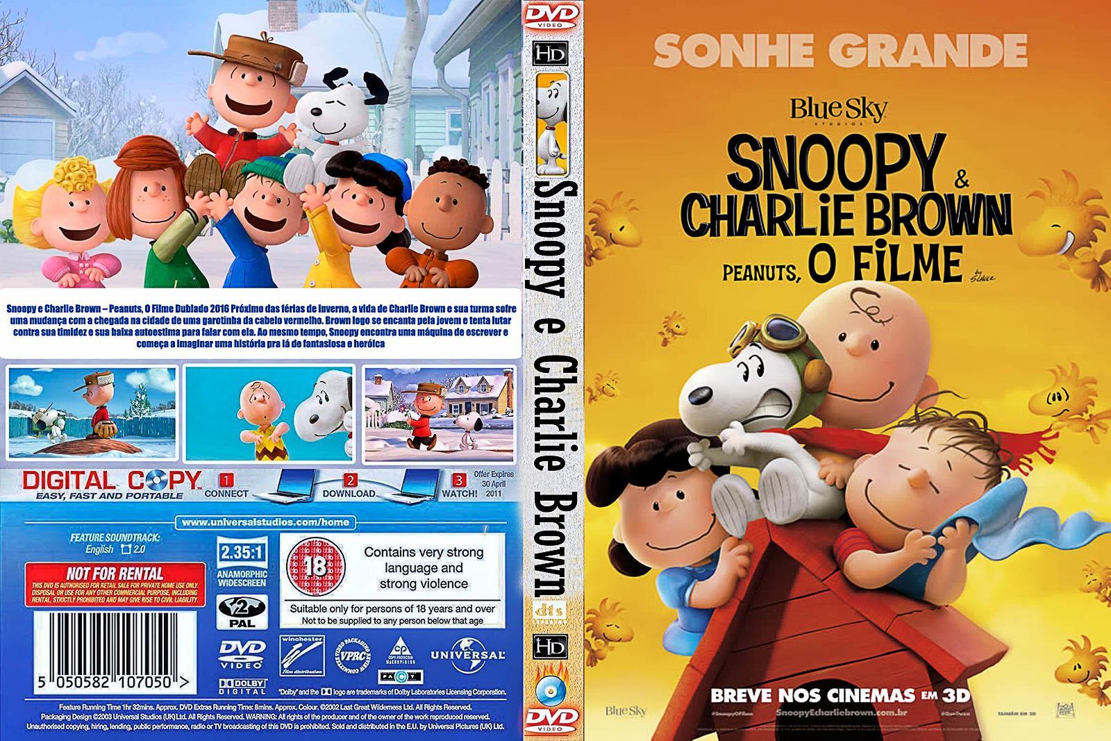 Snoopy e Charlie Brown Peanuts O Filme BDRip XviD Dual Áudio Snoopy 2B 2526 2BCharlie 2BBrown 2B  2BPeanuts 252C 2BO 2BFilme 2B  2BCapa 2BDesenho 2BDVD