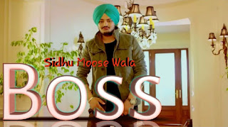 Boss Song Lyrics