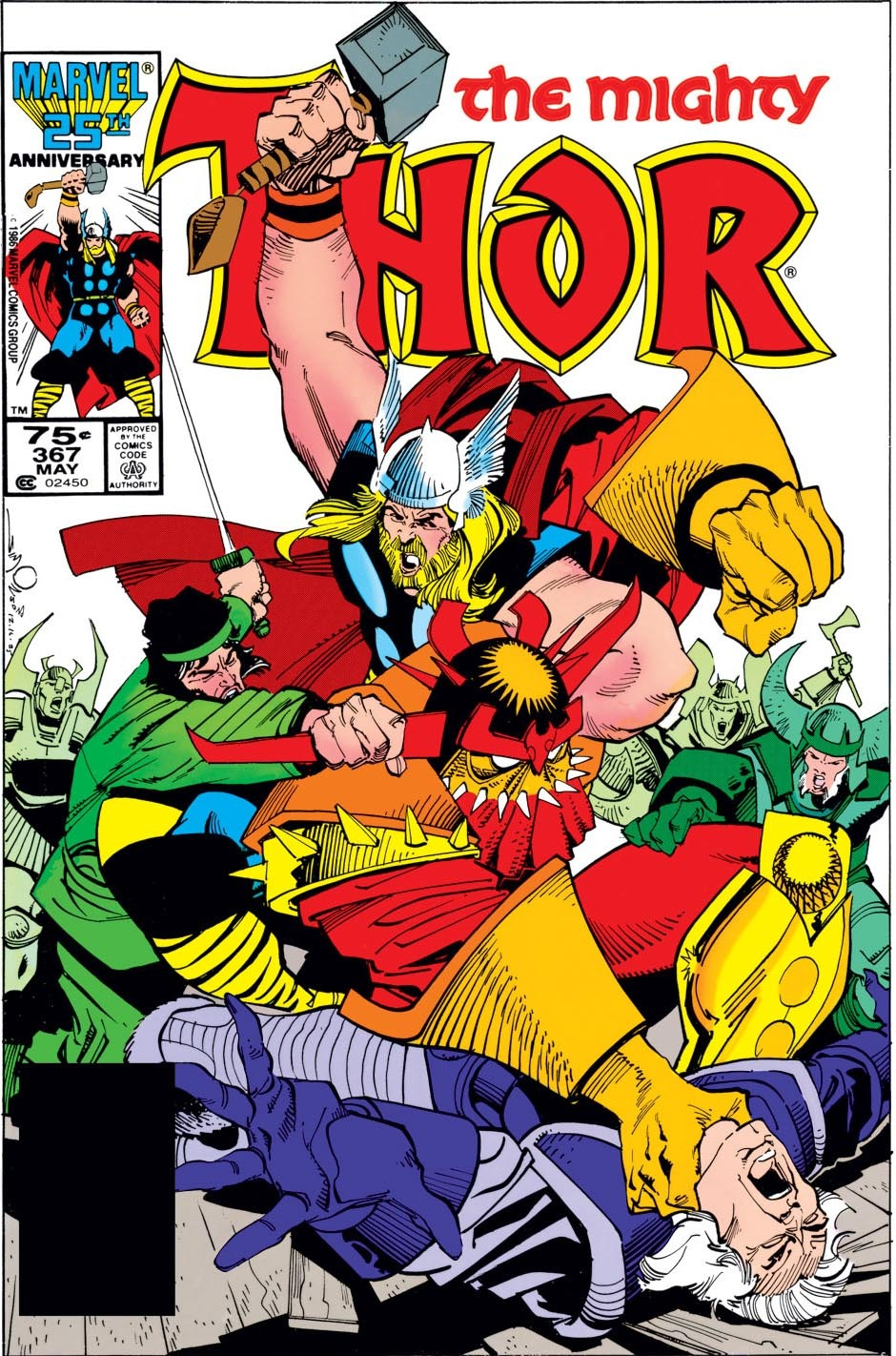 Thor (1966) 367 Page 1
