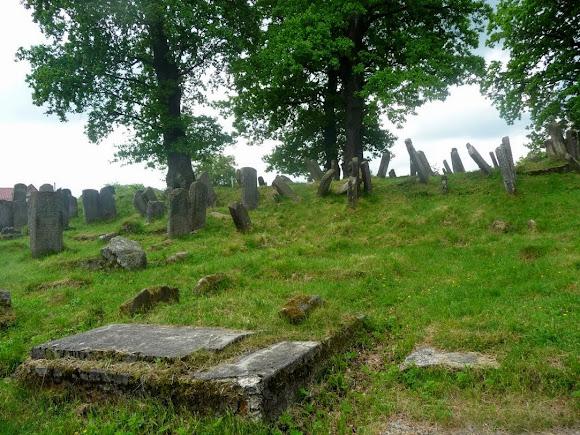 Болехів. Єврейський цвинтар
