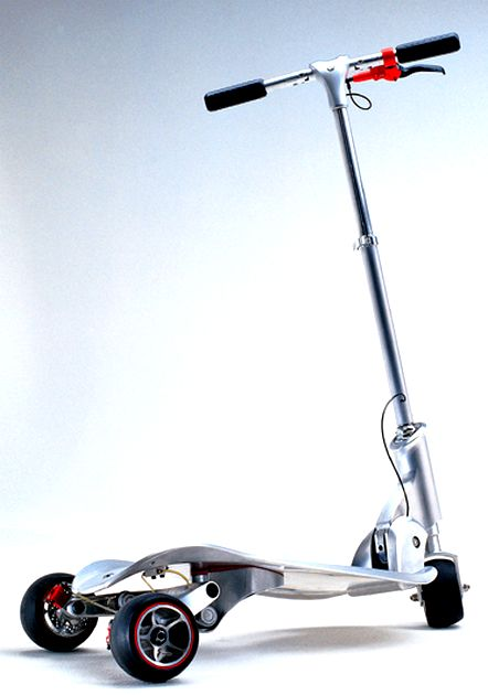 trottinette Bmw SlideCarver