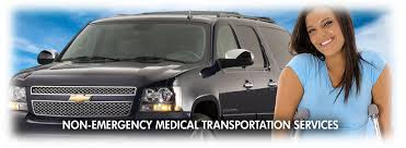 non emergency medical ride
