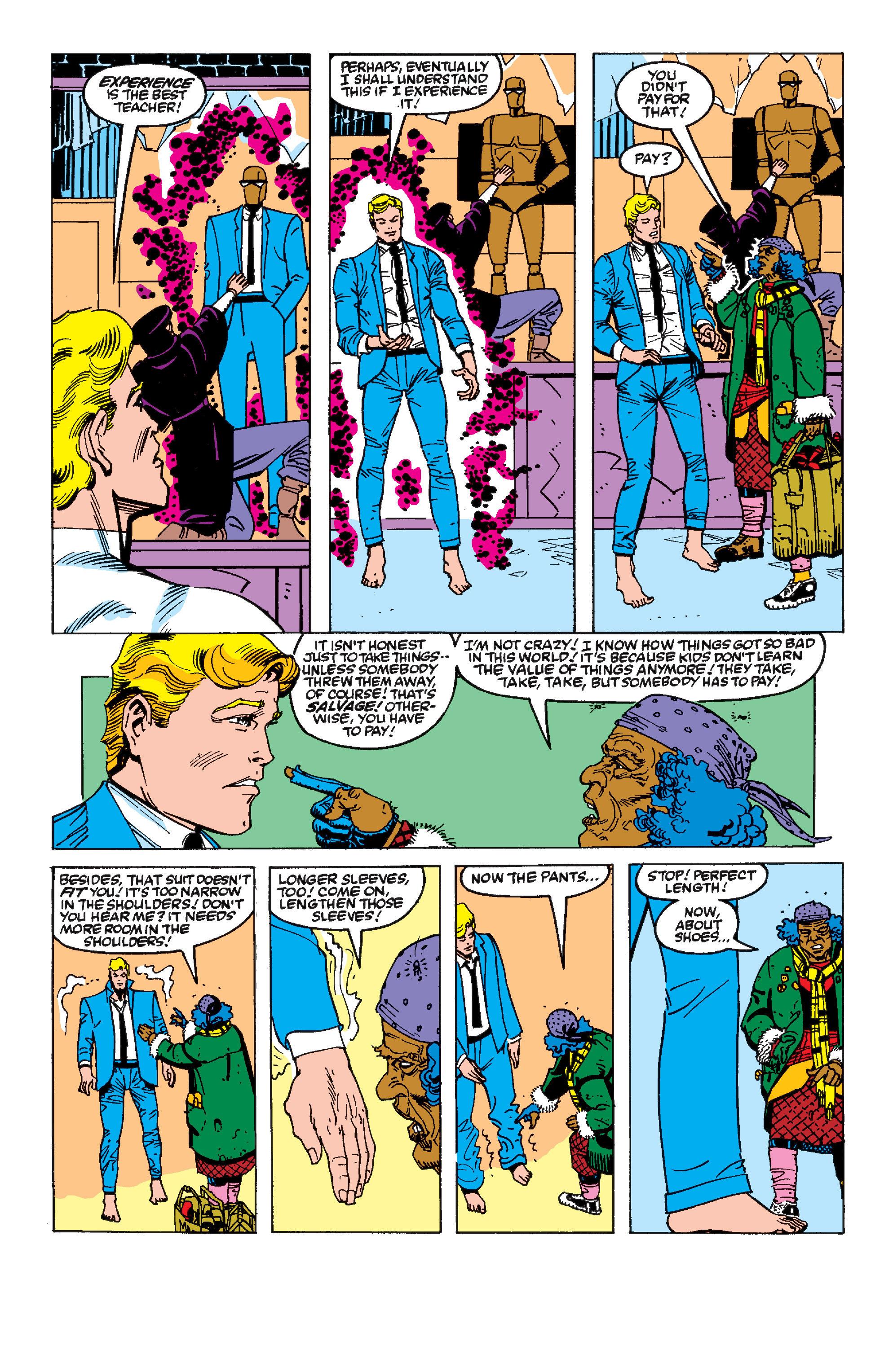 Read online Secret Wars II comic -  Issue #2 - 18