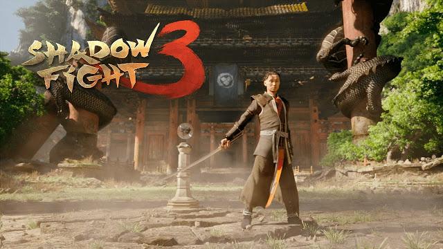 تحميل لعبة shadow fight 3 للاندرويد كاملة و مهكرة مجانا