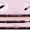Cara Memakai Pensil Alis dan Eyeliner Tampil KECE