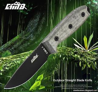 Ontario RAT style CIMA-1 fixed blade