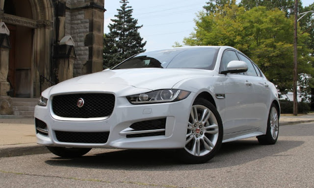 2017 Jaguar XE AWD diesel R-Sport Recent reviews