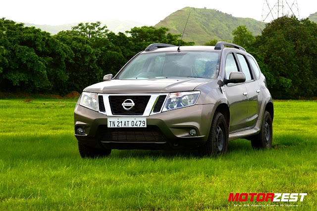 Nissan Terrano Diesel Review Exterior