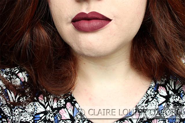 Kernel applicato sulle labbra - Nabla Dreamy Matte Liquid Lipstick