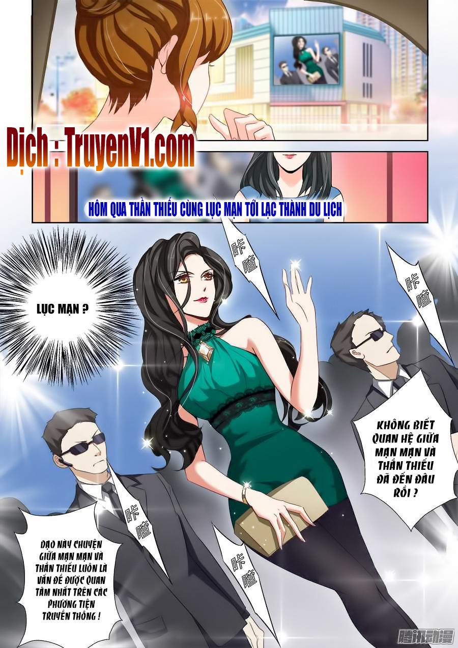 Hào Môn Thiên Giới Tiền Thê Chap 21