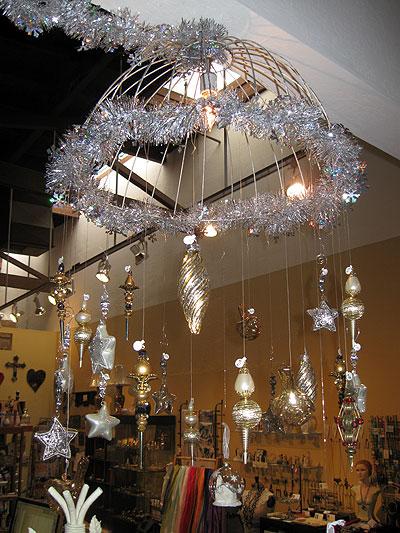 Diy chandelier christmas lights chandelier ideas postcard from almaden diy christmas chandelier aloadofball Choice Image