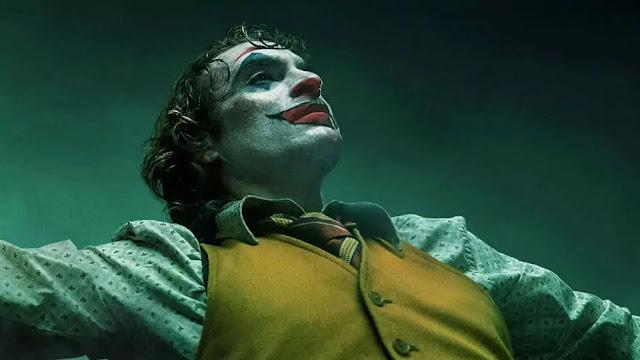 Joaquín Phoenix en la película Joker