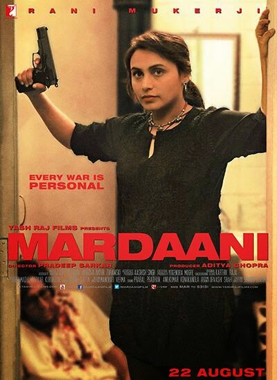 Box Office Collection of Mardaani With Budget and Hit or Flop, bollywood movie latest update