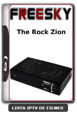 Freesky The Rock Zion Nova Atualização Melhorias nos canais HD V1.30 - 09-06-2020