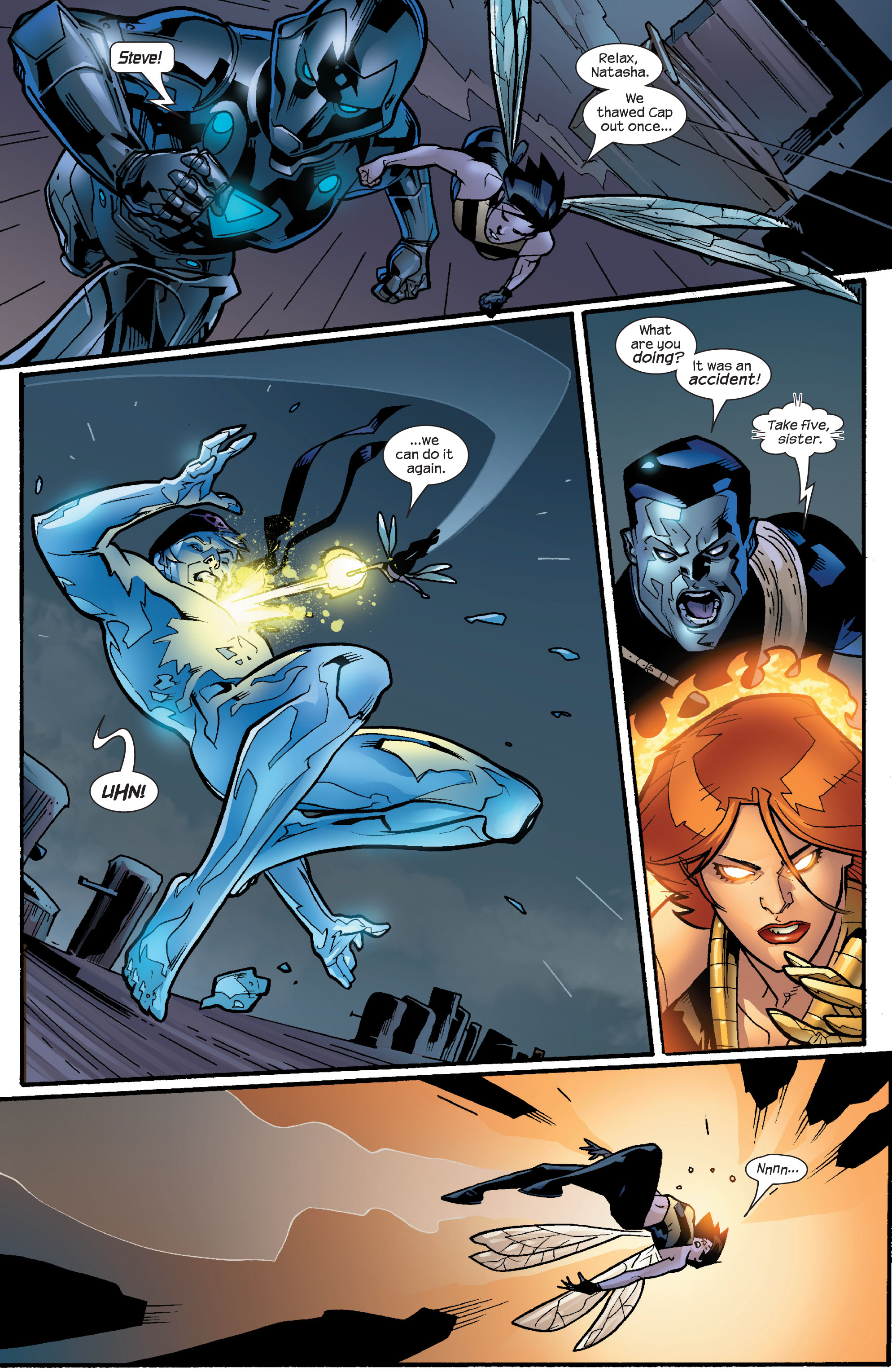 Read online Ultimate X-Men comic -  Issue #64 - 12