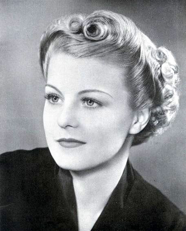 40s style hair hairstyles 1930s 15 fangled hairstyles from 1930s 1937