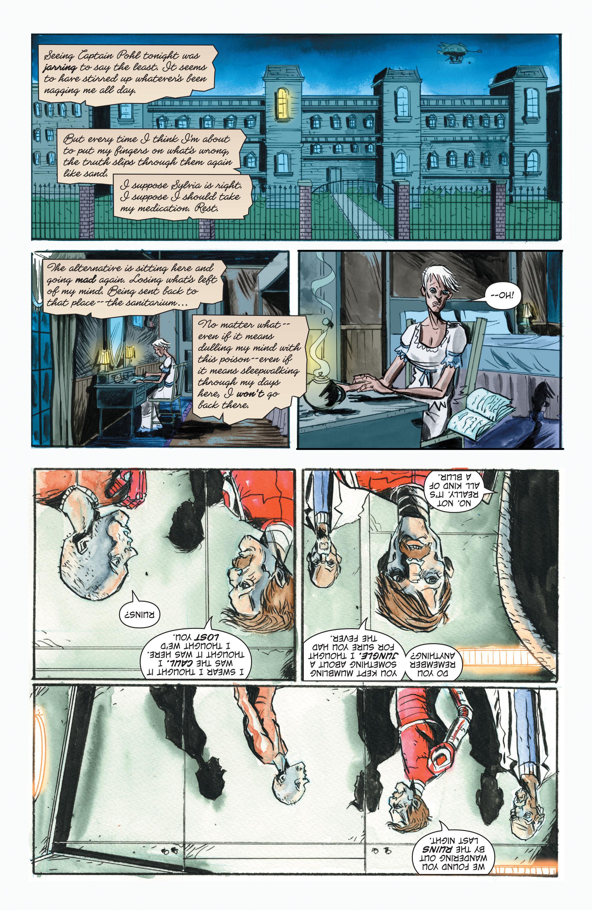 Read online Trillium comic -  Issue # TPB - 115