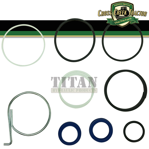 1606890M91 Massey Ferguson Power Steering Cylinder Seal Kit
