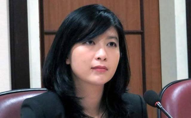 Agatha Lily, mantan anggota KPI telah sah menjadi istri Mahfudz Siddiq