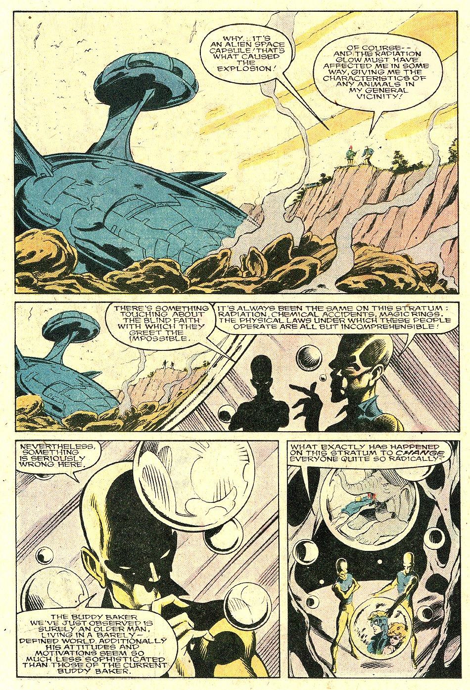 Read online Secret Origins (1986) comic -  Issue #39 - 16