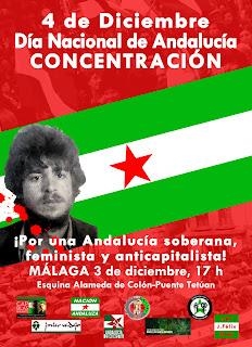 Concentración por el Día Nacional de Andalucía