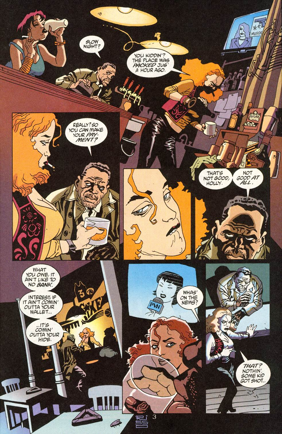 Read online 100 Bullets comic -  Issue #15 - 5