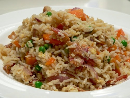 Fried Rice - Chinese Cuisine Recipe