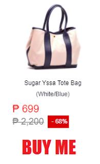 Sugar Yssa Tote Bag