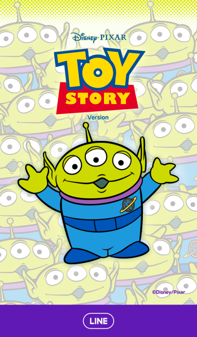Toy Story (Aliens Everywhere)