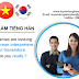 Công ty CP Giáo dục Amber Academy đang có nhu cầu tuyển giáo viên dạy tiếng Hàn cho các công ty, tập đoàn Hàn Quốc đang làm việc tại Việt Nam.